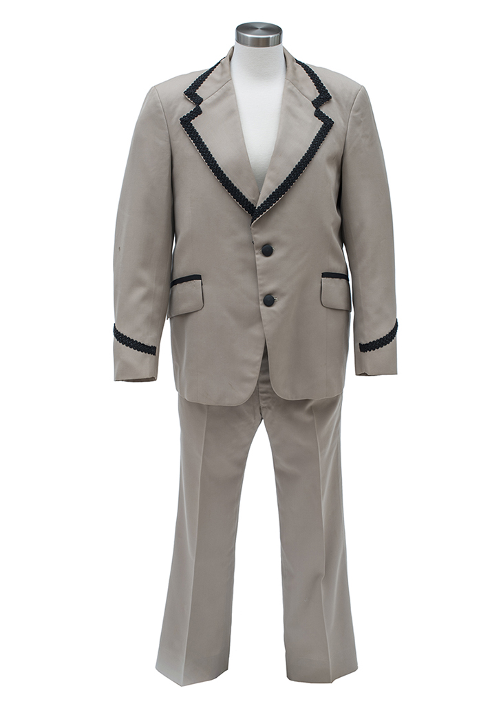 Buddy Williams' Suit (1970s) - S Caruana Exclusive